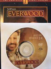 Everwood – Season 1, Disc 1 REPLACEMENT DISC (not full season)