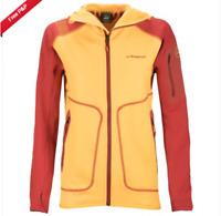 La Sportiva Gamma Womens Hooded Full Zip Fleece Jacket Ladies Size 16 XL *31