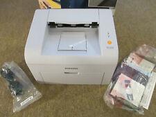 SAMSUNG ML-2510  Black & White Monochrome Laser Printer Only 2 Page Count
