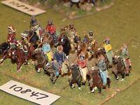 25mm dark ages / hun - cavalry 12 cavalry - cav (10847)