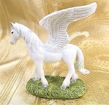 Pegasus in the pasture mini collection fantasy decor figurine