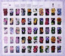 Mint Sheet of 50: Scott #2696a 1992 US 29-cent Wildflowers, NH