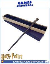 Varita de Mundungus Fletcher de Harry Potter nucleo de metal delux