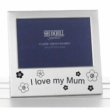 Mother's Day Silver Photo & Picture Frames