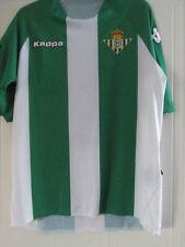 Real Betis Memorabilia Football Shirts (Spanish Clubs)