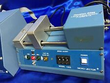 Houston Atlas Syringe Pump Push - Pull Programable Multi or Single