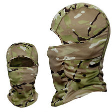Multicam Tactical Balaclava Motorcycle Cycling Hunting Airsoft Full Face Mask