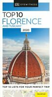 DK Eyewitness Top 10 Florence and Tuscany 2020 by DK Eyewitness 9780241364796