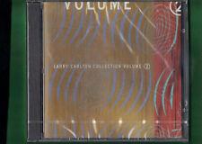 LARRY CARLTON - COLLECTION VOLUME 2 CD NUOVO SIGILLATO
