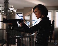 Milla Jovovich (Resident Evil) signed 11x14 photo