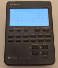 SONY Integrated Remote Commander RM-AV2000T Control Backlight Made IN JAPAN