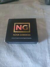 Mink Hair Magnetic Natural Thick Reusable Eyelashes Eye Lashes by Nova Goddess