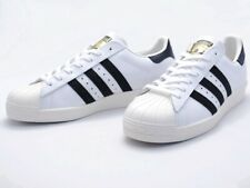 Adidas ® Originals Superstar 80S Mens Trainers (G61070) - WHITE - UK 13 | EU 47