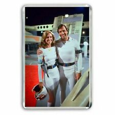 NOSTALGIA- Erin Gray with Buck Rogers in the 25th Century JUMBO  Fridge Magnet