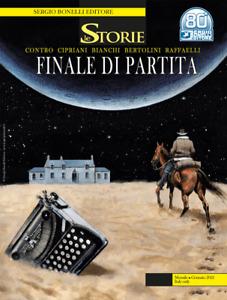 Le Storie n. 100 - Edizione originale - Sergio Bonelli Editore