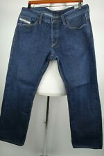 Diesel Viker Jeans Straight Fit Men Size 36 x 30 Made In The USA