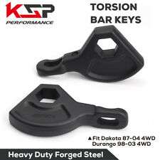 "1987-2004 Dodge Dakota Durango 1-3"" Adj Front Torsion Key Leveling Lift Kit 4WD"