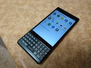 BlackBerry KEY2 LE - 64GB - Slate Gray (Unlocked) (Dual SIM ) Verizon  Certified