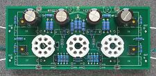 tubes4hifi  OCTAL driver PCB for Dynaco ST70  - assembled PCB