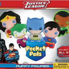 Capsule Toy - Dc Comic Pocket Pals set (7)