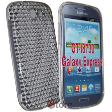 Cover for SAMSUNG Galaxy Express I8730 Clear Silicone
