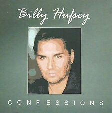 Confessions by Billy Hufsey  (CD, Jan-2009, Blaster Records)