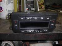 94-96 Corvette C4 Manual Climate A//C Control Head Unit Air Conditioning Heater