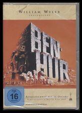 DVD BEN-HUR - CHARLTON HESTON - FILM-KLASSIKER *** NEU ***