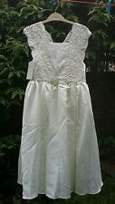 MONSOON GIRLS BRIDESMAID CHRISTENING PARTY DRESS AGE 12 - 13 YEAR 152-158 cm NEW