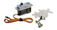 KST DS515MG Mini HV Metal Case Metal Gear Digital Coreless Servo - Trex 500