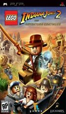 Lego Indiana Jones 2: The Adventure Continues  PSP Game