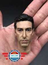 1/6 The Godfather Al Pacino Head Sculpt Michael Corleone for 12'' Male Figure