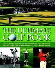 Ultimate Golfing Book by Parragon (Hardback, 2011)