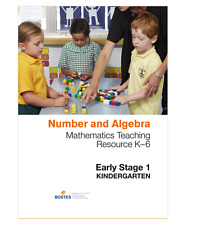 Number and Algebra – Early Stage 1: Maths Teaching Resource K–6