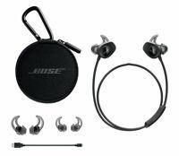 Bose SoundSport Wireless In Ear Bluetooth Headphones - Certified Open Box
