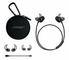 Bose SoundSport Wireless In Ear Bluetooth Headphones - Certified Open Box