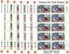 INSEL MAN - 1995 LOKOMOTIVE THOMAS 644-49 - THOMAS THE TANK KLEINBOGEN **
