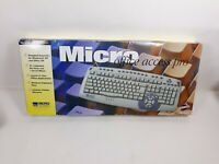 New !! Vintage Micro Office Access Pro Model KB300X !!