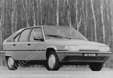 1986 CITROËN BX 19 TRD PRESSEBILD PRESS FACTORY PICTURE WERKFOTO BILD ORIGINAL