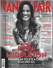 Vanity Fair Magazine Pippa Middleton Jimi Hendrix Giorgia Meloni Anna Valle 2012