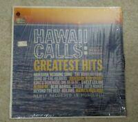 Webley Edwards- Hawaii Calls Greatest Hits (Vinyl LP) VG+/VG+ Capitol SM-1339