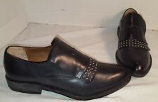 NEW FREE PEOPLE AS 98 TOTAL ECLIPSE MENSWEAR LOAFERS STUDDED SHOES US 10 EUR 40