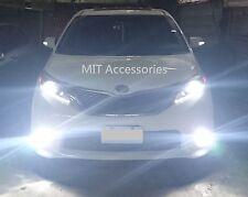 TOYOTA SIENNA 2011-2017 H11 LED lights Turbo super light 6000K for FOG Lamp