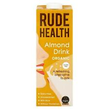 Rude Health Organic Almond Drink 1L (Pack of 6)