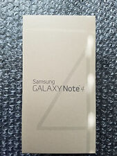 Brand New in Box Samsung Galaxy Note 4 N910A GSM Unlocked - White Frost