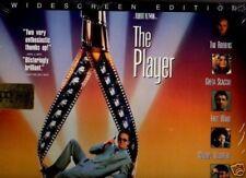 PLAYER (THE) WS AC3 NTSC N&S LASERDISC Tim Robbins, Greta Scacchi and Fred Ward