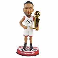 Norman Powell Toronto Raptors 2019 NBA Champions Bobblehead NBA