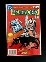 WARLORD #71 (1976 SERIES) DC COMICS 1983 FN/VF NEWSSTAND EDITION
