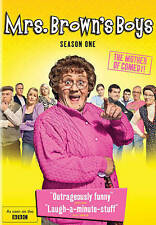 Mrs. Browns Boys S1  DVD NEW