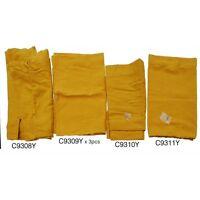 Westfalia curtain set for VW Baywindow Yellow as original C9238Y